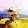 beccathegleek: Claire - Hat Profile - Outlander