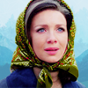 Claire (older) - Sad - Outlander