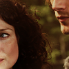 beccathegleek: Claire/Jamie - Really Close - Outlander