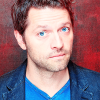 Misha eyes side