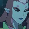 voltron legendary defender, pretty mermaid, florona