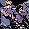 inkvoices: avengers:team hawkeye boomerang