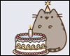 Birthday Pusheen 2