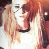 Krystal with pigtails