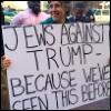 Lavender Took: Jews against trump