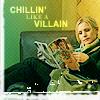 Veronica - chillin' like a villain