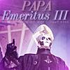 Papa III Name