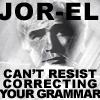 Superman - grammar