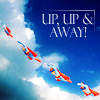 Superman - Up up & away!