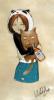 Кот с виски