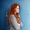 Lydia; Blue