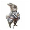 зайчик-рыцарь
