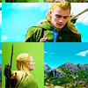 ▶ lotr: his arrows get one shot