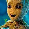 leesa_perrie: Baby Groot Happy
