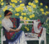 Bogdsnov-Belsky-Reading-in-the-garden