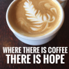 Where there is coffee...