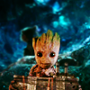 Jess: misc: baby groot cute