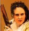 Lady Barbossa pistol