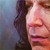 HP: snape closeup half face