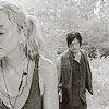 beth & daryl; you could never leave her