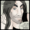 Long Hair Sirius by Kat