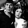Spock/Leia