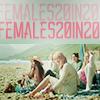 Female 20 in 20 Icon Contest