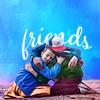 stranger things: friends