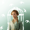 sansa / a golden cage is still a cage