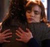 Caitlin & Cisco Hug