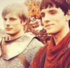 Stacey: merthur just hold me