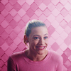 beccathegleek: Betty - HAPPY (pink) - Riverdale