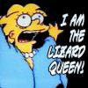 Lisa Lizard Queen