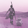● sw | rey/bb-8 | purple