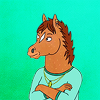 hollyhock [bojack horseman]