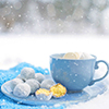 Теплая зимняя вкусняшка