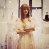 Kurako white dress