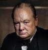 Алкоголик Сигарович Черчилль