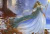 Весенняя фея