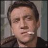 Жеглов курит