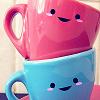 kawaii cups