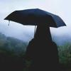 stock ; girl with umbrella