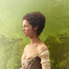 Claire - Lost (green) - Outlander