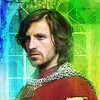 beccathegleek: Gwaine - Colorful - Merlin