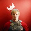 Arthur - King Arthur (crown) - Merlin
