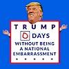 trump 0 days