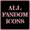 A Multi-fandom Icon Community