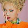 hyuna orange