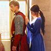 Arthur/Morgana - Let me - Merlin