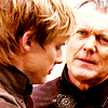 Uther/Arthur - I'm proud of you - Merlin